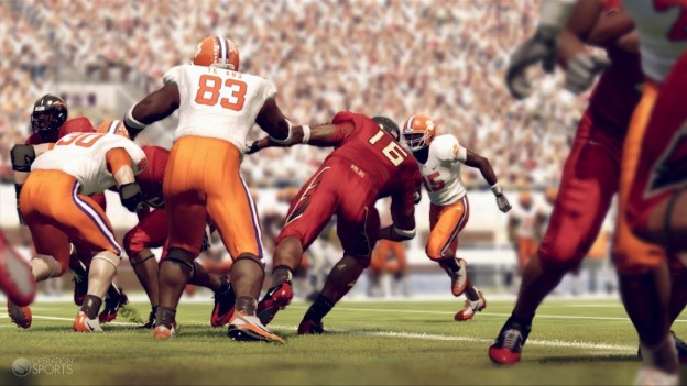 NCAA Football 12 Screenshot #250 for PS3