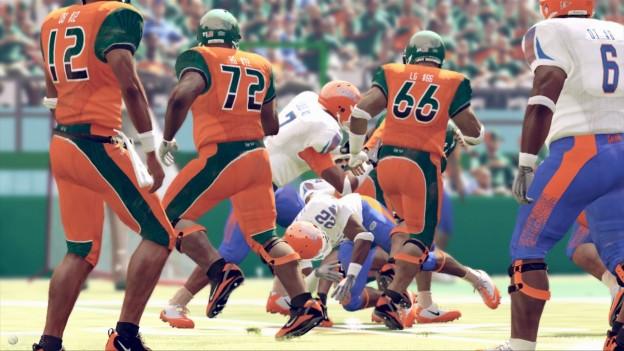 NCAA Football 12 Screenshot #252 for Xbox 360