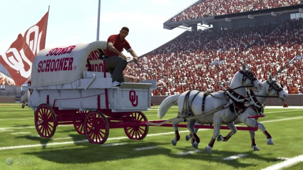 NCAA Football 12 Screenshot #259 for Xbox 360