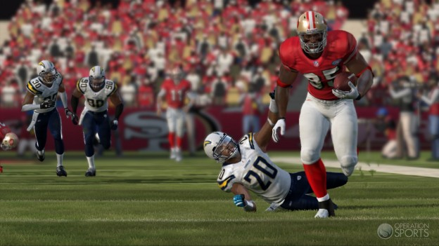 Madden NFL 12 Screenshot #206 for Xbox 360