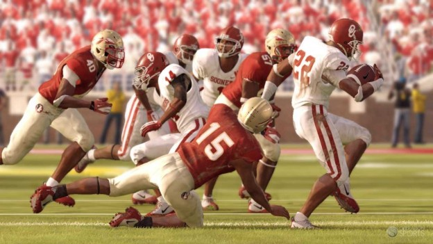 NCAA Football 12 Screenshot #260 for Xbox 360