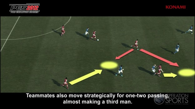 Pro Evolution Soccer 2012 Screenshot #1 for PS3