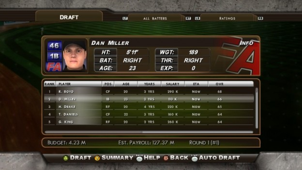 Major League Baseball 2K8 Screenshot #158 for Xbox 360