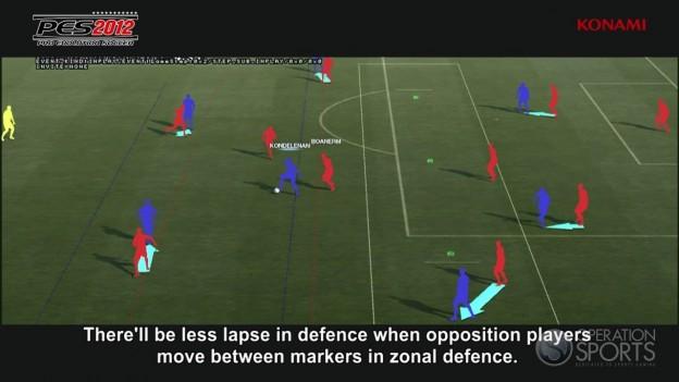 Pro Evolution Soccer 2012 Screenshot #3 for PS3