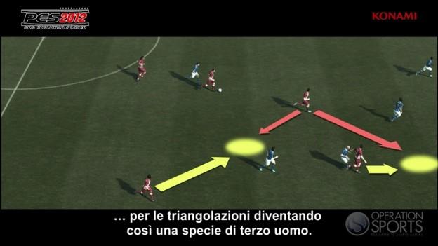 Pro Evolution Soccer 2012 Screenshot #10 for PS3