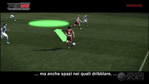 Pro Evolution Soccer 2012 Screenshot #11 for PS3