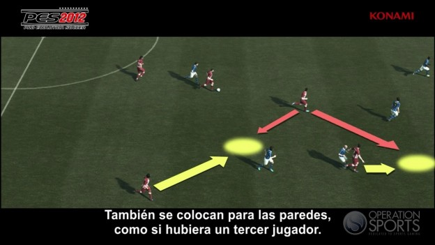 Pro Evolution Soccer 2012 Screenshot #20 for PS3