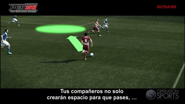 Pro Evolution Soccer 2012 Screenshot #21 for PS3