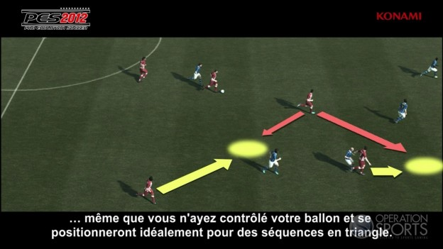 Pro Evolution Soccer 2012 Screenshot #4 for Xbox 360