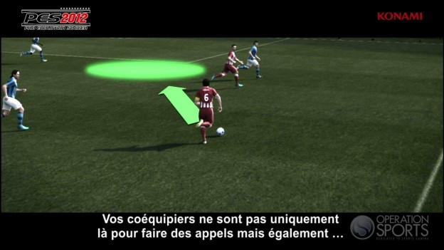 Pro Evolution Soccer 2012 Screenshot #5 for Xbox 360