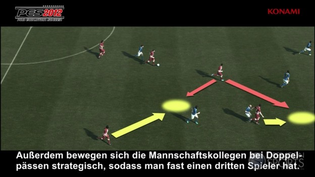 Pro Evolution Soccer 2012 Screenshot #7 for Xbox 360