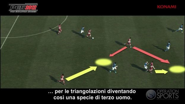 Pro Evolution Soccer 2012 Screenshot #10 for Xbox 360