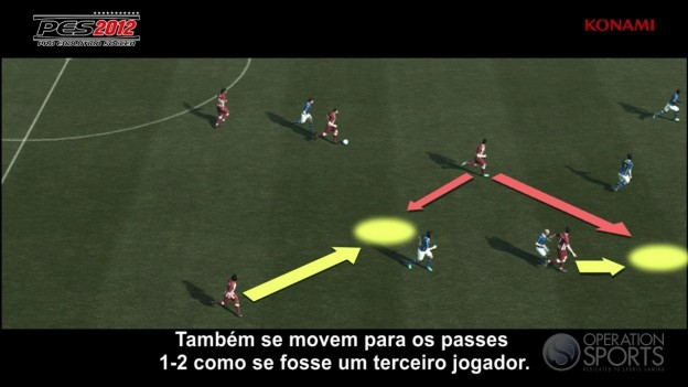 Pro Evolution Soccer 2012 Screenshot #17 for Xbox 360