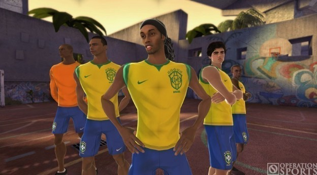 FIFA Street 3 Screenshot #6 for Xbox 360
