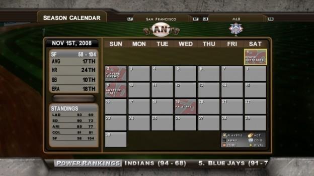 Major League Baseball 2K8 Screenshot #162 for Xbox 360