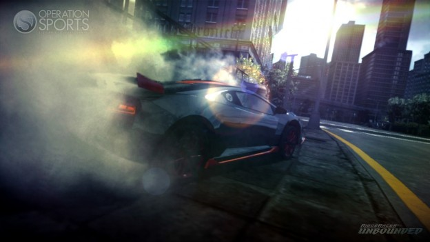 Ridge Racer Unbounded Screenshot #2 for Xbox 360