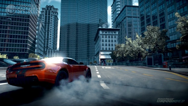 Ridge Racer Unbounded Screenshot #3 for Xbox 360