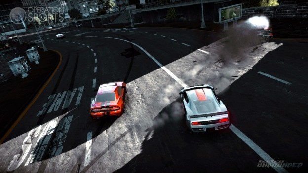Ridge Racer Unbounded Screenshot #4 for Xbox 360