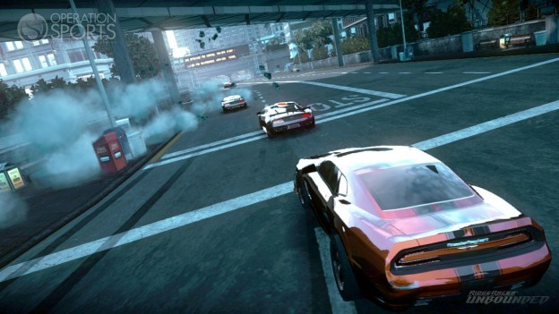 Ridge Racer Unbounded Screenshot #5 for Xbox 360