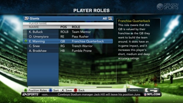 Madden NFL 12 Screenshot #218 for Xbox 360