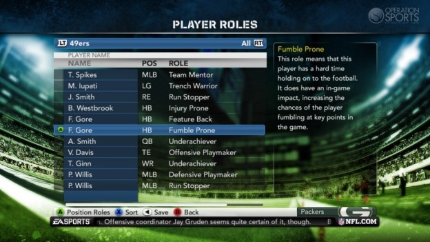 Madden NFL 12 Screenshot #220 for Xbox 360