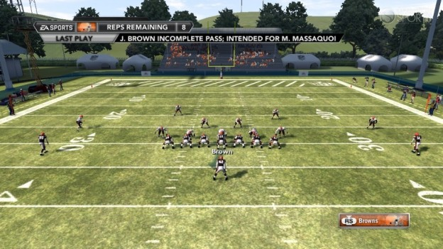 Madden NFL 12 Screenshot #226 for Xbox 360