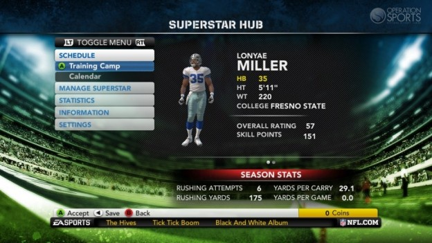 Madden NFL 12 Screenshot #227 for Xbox 360