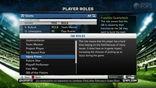 Madden NFL 12 Screenshot #126 for PS3