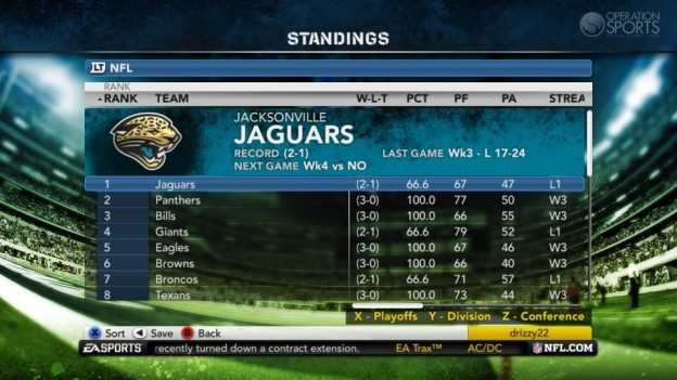 Madden NFL 12 Screenshot #138 for PS3