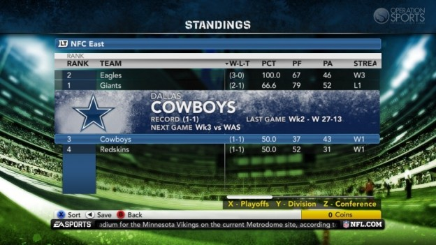 Madden NFL 12 Screenshot #139 for PS3
