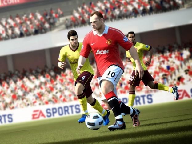 FIFA Soccer 12 Screenshot #2 for PS3