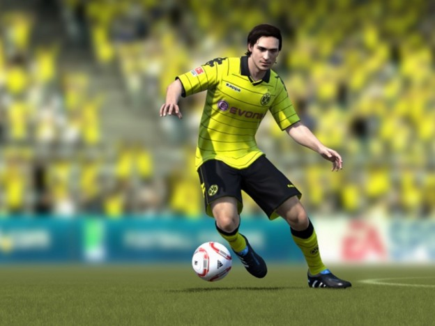 FIFA Soccer 12 Screenshot #3 for PS3