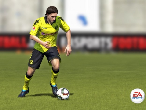 FIFA Soccer 12 Screenshot #4 for PS3