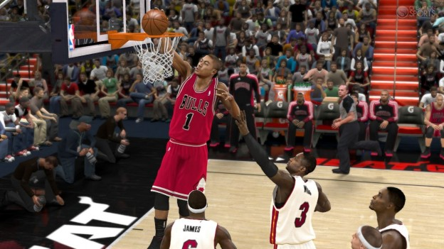 NBA 2K11 Screenshot #122 for Xbox 360