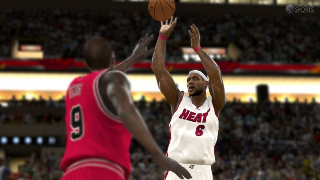 NBA 2K11 Screenshot #123 for Xbox 360
