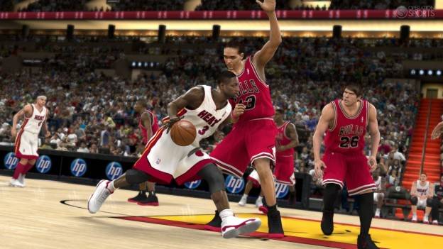 NBA 2K11 Screenshot #124 for Xbox 360