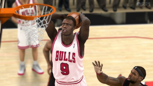 NBA 2K11 Screenshot #126 for Xbox 360
