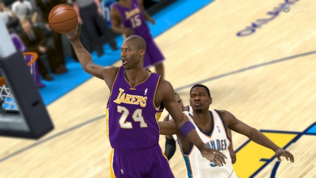 NBA 2K11 Screenshot #129 for Xbox 360