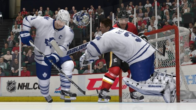 NHL 12 Screenshot #5 for PS3