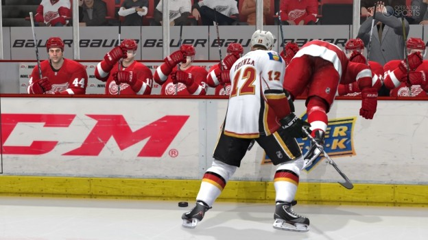 NHL 12 Screenshot #7 for PS3