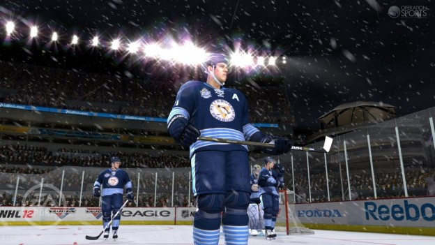 NHL 12 Screenshot #2 for Xbox 360