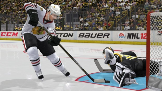 NHL 12 Screenshot #6 for Xbox 360