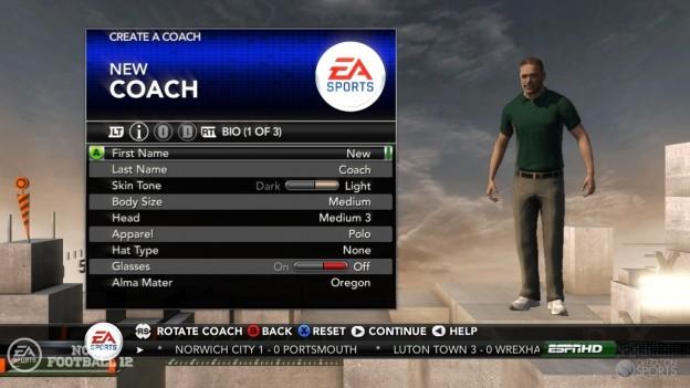 NCAA Football 12 Screenshot #266 for Xbox 360