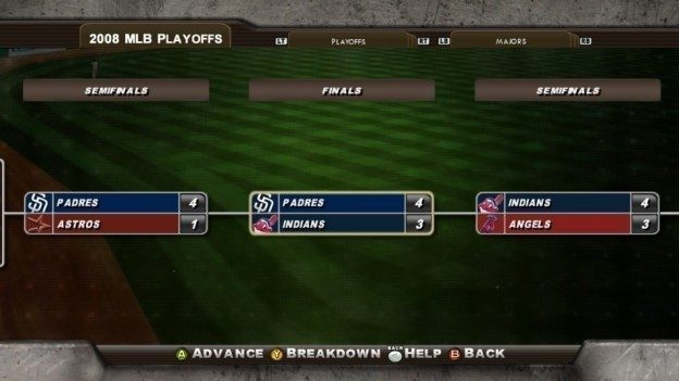 Major League Baseball 2K8 Screenshot #176 for Xbox 360