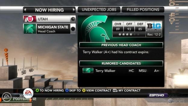 NCAA Football 12 Screenshot #280 for Xbox 360