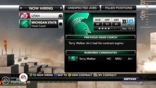 NCAA Football 12 Screenshot #256 for PS3