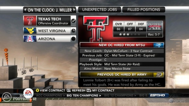NCAA Football 12 Screenshot #259 for PS3
