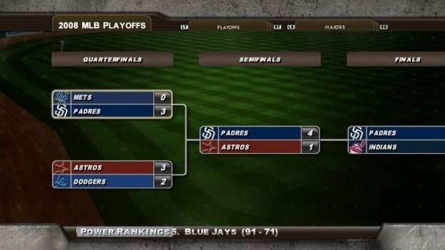 Major League Baseball 2K8 Screenshot #178 for Xbox 360