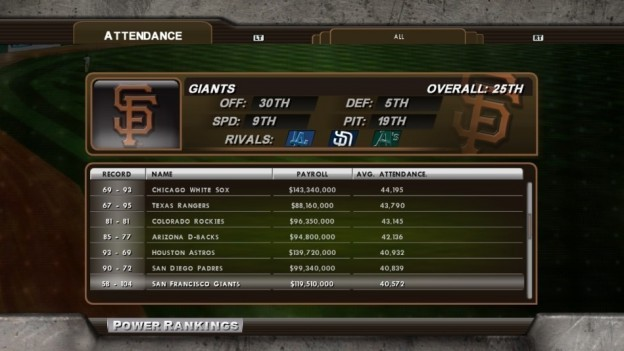 Major League Baseball 2K8 Screenshot #179 for Xbox 360