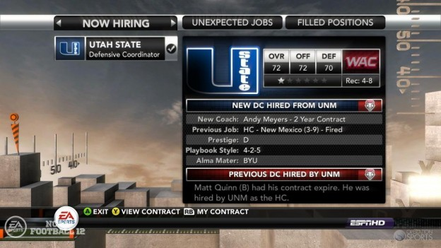 NCAA Football 12 Screenshot #275 for PS3